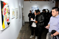 Art LeadHERS Exhibition Opening at Joseph Gross Gallery #70