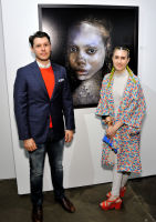 Art LeadHERS Exhibition Opening at Joseph Gross Gallery #74