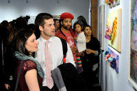 Art LeadHERS Exhibition Opening at Joseph Gross Gallery #78