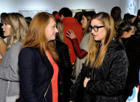 Art LeadHERS Exhibition Opening at Joseph Gross Gallery #79