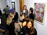 Art LeadHERS Exhibition Opening at Joseph Gross Gallery #82