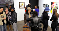 Art LeadHERS Exhibition Opening at Joseph Gross Gallery #94