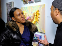 Art LeadHERS Exhibition Opening at Joseph Gross Gallery #104