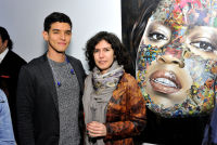 Art LeadHERS Exhibition Opening at Joseph Gross Gallery #106