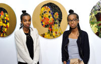 Art LeadHERS Exhibition Opening at Joseph Gross Gallery #109