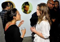 Art LeadHERS Exhibition Opening at Joseph Gross Gallery #111