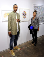 Art LeadHERS Exhibition Opening at Joseph Gross Gallery #113