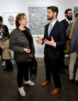 Art LeadHERS Exhibition Opening at Joseph Gross Gallery #117