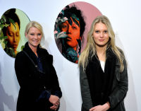 Art LeadHERS Exhibition Opening at Joseph Gross Gallery #123