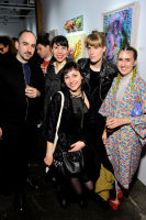 Art LeadHERS Exhibition Opening at Joseph Gross Gallery #135
