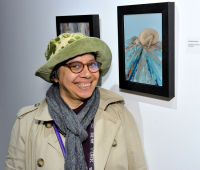 Art LeadHERS Exhibition Opening at Joseph Gross Gallery #138
