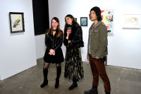 Art LeadHERS Exhibition Opening at Joseph Gross Gallery #164