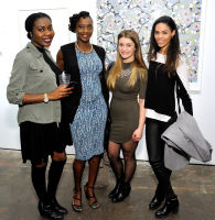 Art LeadHERS Exhibition Opening at Joseph Gross Gallery #167
