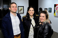 Art LeadHERS Exhibition Opening at Joseph Gross Gallery #169