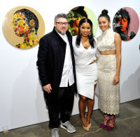 Art LeadHERS Exhibition Opening at Joseph Gross Gallery #173