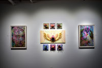 Art LeadHERS Exhibition Opening at Joseph Gross Gallery #183