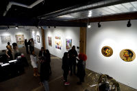 Art LeadHERS Exhibition Opening at Joseph Gross Gallery #188