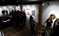 Art LeadHERS Exhibition Opening at Joseph Gross Gallery #200