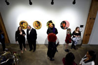 Art LeadHERS Exhibition Opening at Joseph Gross Gallery #201