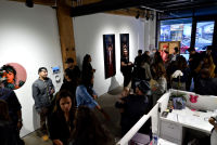 Art LeadHERS Exhibition Opening at Joseph Gross Gallery #215