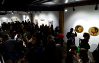 Art LeadHERS Exhibition Opening at Joseph Gross Gallery #218