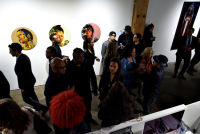 Art LeadHERS Exhibition Opening at Joseph Gross Gallery #220