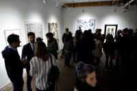 Art LeadHERS Exhibition Opening at Joseph Gross Gallery #221