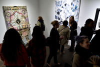 Art LeadHERS Exhibition Opening at Joseph Gross Gallery #222