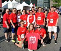 Wall Street Run & Heart Walk (Part 3)   #1