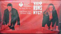 Wall Street Run & Heart Walk (Part 3)   #207