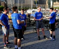 Wall Street Run & Heart Walk (Part 3)   #225