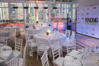 """Fencing In The Schools """"Turn The Light On Gala"""" Hosted by Tim Gunn and Tim Morehouse  #5"""