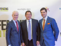 """Fencing In The Schools """"Turn The Light On Gala"""" Hosted by Tim Gunn and Tim Morehouse  #13"""