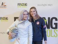 """Fencing In The Schools """"Turn The Light On Gala"""" Hosted by Tim Gunn and Tim Morehouse  #9"""