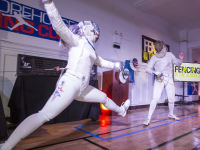 """Fencing In The Schools """"Turn The Light On Gala"""" Hosted by Tim Gunn and Tim Morehouse  #87"""
