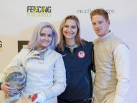 """Fencing In The Schools """"Turn The Light On Gala"""" Hosted by Tim Gunn and Tim Morehouse  #8"""