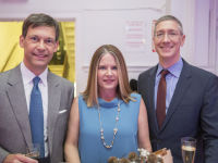 """Fencing In The Schools """"Turn The Light On Gala"""" Hosted by Tim Gunn and Tim Morehouse  #15"""