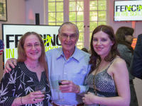 """Fencing In The Schools """"Turn The Light On Gala"""" Hosted by Tim Gunn and Tim Morehouse  #14"""
