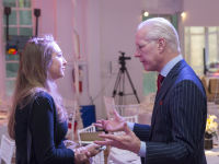 """Fencing In The Schools """"Turn The Light On Gala"""" Hosted by Tim Gunn and Tim Morehouse  #18"""