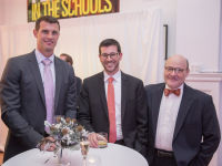 """Fencing In The Schools """"Turn The Light On Gala"""" Hosted by Tim Gunn and Tim Morehouse  #29"""