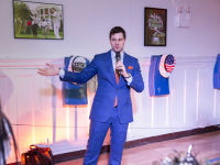 """Fencing In The Schools """"Turn The Light On Gala"""" Hosted by Tim Gunn and Tim Morehouse  #31"""