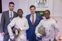 """Fencing In The Schools """"Turn The Light On Gala"""" Hosted by Tim Gunn and Tim Morehouse  #33"""