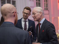 """Fencing In The Schools """"Turn The Light On Gala"""" Hosted by Tim Gunn and Tim Morehouse  #40"""