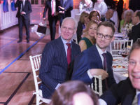 """Fencing In The Schools """"Turn The Light On Gala"""" Hosted by Tim Gunn and Tim Morehouse  #58"""
