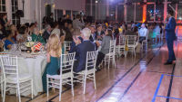 """Fencing In The Schools """"Turn The Light On Gala"""" Hosted by Tim Gunn and Tim Morehouse  #66"""