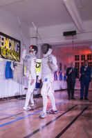 """Fencing In The Schools """"Turn The Light On Gala"""" Hosted by Tim Gunn and Tim Morehouse  #69"""