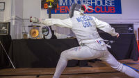 """Fencing In The Schools """"Turn The Light On Gala"""" Hosted by Tim Gunn and Tim Morehouse  #75"""