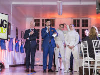 """Fencing In The Schools """"Turn The Light On Gala"""" Hosted by Tim Gunn and Tim Morehouse  #79"""