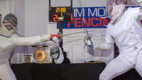 """Fencing In The Schools """"Turn The Light On Gala"""" Hosted by Tim Gunn and Tim Morehouse  #82"""