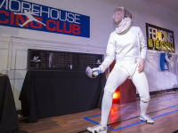 """Fencing In The Schools """"Turn The Light On Gala"""" Hosted by Tim Gunn and Tim Morehouse  #85"""